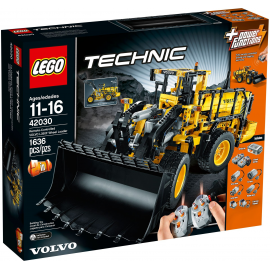 LEGO Technic Remote-Controlled VOLVO L350F Wheel Loader 42030