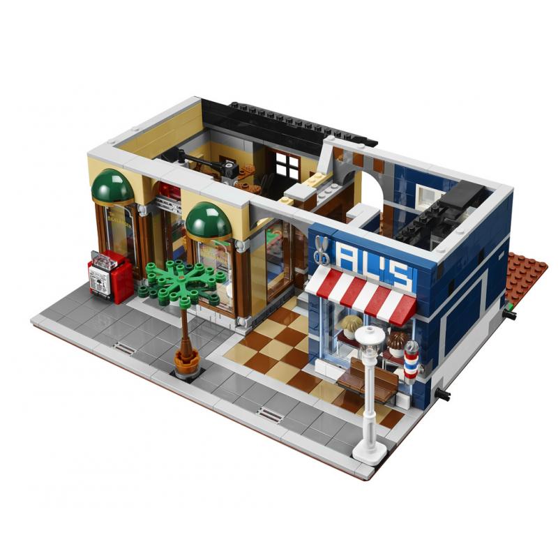 LEGO Creator Detective's Office 10246 - bigbrickworldhk