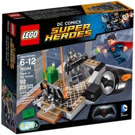 LEGO Super Hero Clash of the Heroes 76044
