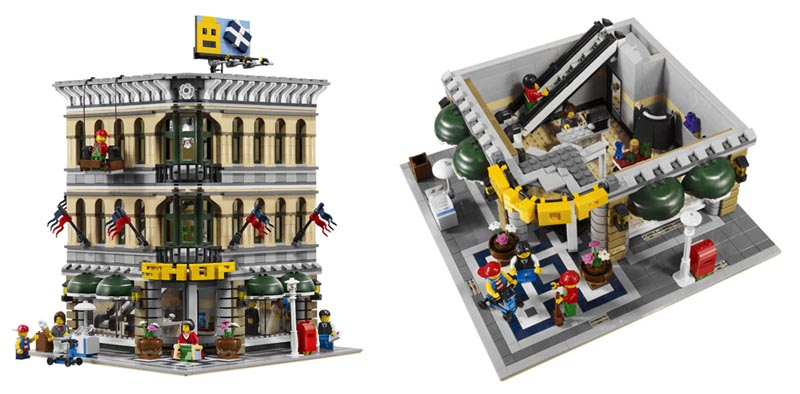 LEGO Creator Grand Emporium 10211 review
