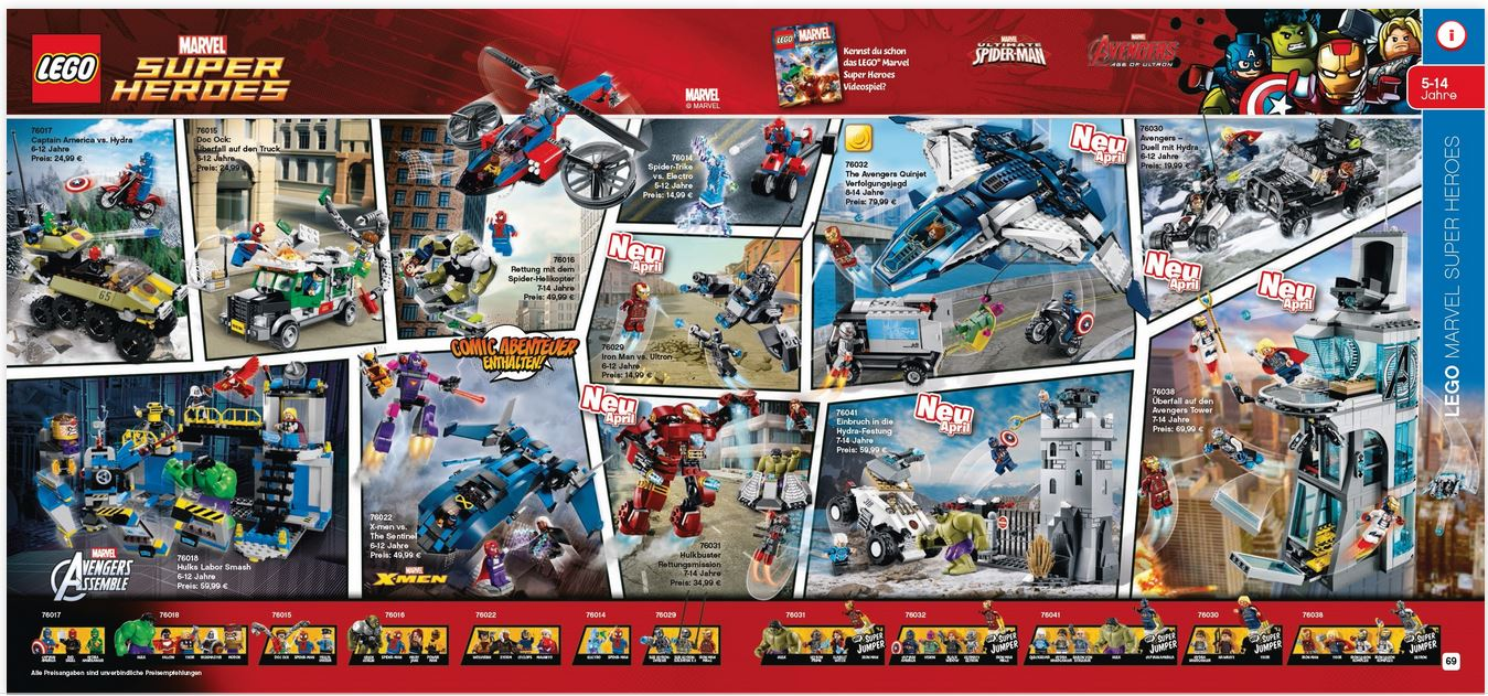 LEGO-Avengers-Age-Of-Ultron-2015-Full-Li